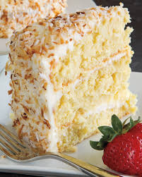 Souths Best Coconut Cake Taste Of The South