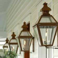 breathtaking outdoor lantern light fixture set of glass material lamp and candle lights outside wall