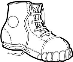 blue boot black white colouring christmas xmas clothes peace ...