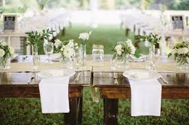 Creative of Casual Wedding Centerpieces Tre Bella Gather Together