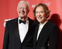Jimmy Carter and Wife Rosalynn Reveal ...