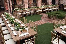 Casa Feliz Outdoor Wedding Reception Table Setup Kristen