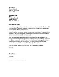 Secretary Cover Letter Chechucontreras Com