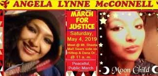 Words Worth: March for Justice for unsolved murder of beloved Hoopa tribal  member Angela McConnell