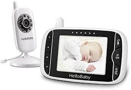 HelloBaby HB32 Wireless Video <b>Baby Monitor</b> with Digital Camera ...