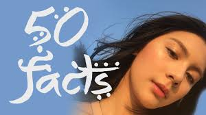 50 Facts about me | (cc ENG) Fah Sarika - YouTube