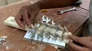 spanner tool holder