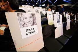 Grammys 2019 Seating Revealed See Whos Seating Close To