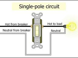 wiring single pole light switch wiring diagrams second how to install a light switch single pole step by step single pole switch pilot light wiring diagram wiring single pole light switch