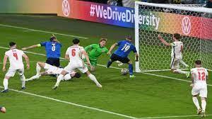 ملخص مباراه ايطاليا و انجلترا اليوم 4-3🔥 النهائي - مباراة ايطاليا اليوم ركلات  الترجيح - YouTube