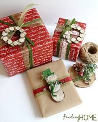 Our Southern Nest Christmas Gift Wrapping PartyBeautiful Christmas Gift Wrap