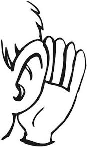 Small Picture Ear Coloring Page FunyColoring