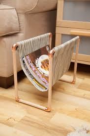 Fabric Magazine Holder Cloth Magazine Holder Diy DIY Craft 7