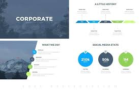 Powerpoint Theme Professional Professional Presentation Templates For Free Project