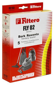 Купить <b>Filtero Мешки</b>-<b>пылесборники</b> FLY <b>02</b> Standard по выгодной ...