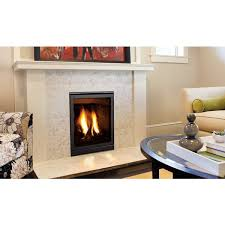 Ideas U0026 Design  Different Design Of The Double Sided Fireplace Small Fireplace
