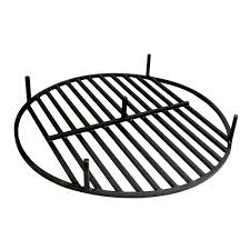 36 heavy duty round fire pit grate