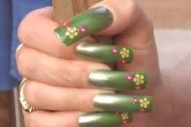 Zelené Nehty Jak Si Vyrobit Krásnou Manikúru Webové Stránky žen
