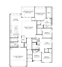 cranbrook new home plan fort worth, tx pulte homes new home House Plans From Home Builders House Plans From Home Builders #34 Family Home Plans