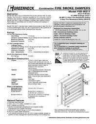 100 [ notifier intelligent control panel slc wiring manual fire alarm smoke damper wiring at Fsd Fire Alarm Wiring Diagram