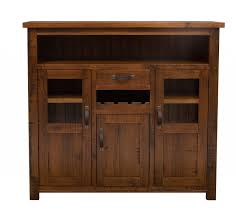 Kitchen Cabinet Wine Racks Antique Buffet With Wine Rack Convert A Kitchen Cabinet In A
