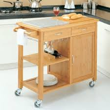 small portable kitchen island. Kitchen Island Cart Portable Regarding Small Inspirations 10