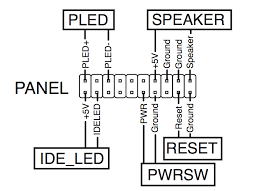 power switch wiring motherboard wiring diagrams