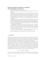 American Institute Of Physics Aip Advances Template