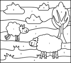 Small Picture Sheep Coloring Page Printables Apps for Kids