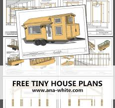 Small Picture Ana White Quartz Tiny House Free Tiny House Plans DIY Projects