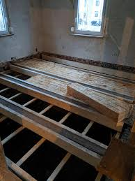 Damit die fußbodenheizung optimal funktioniert, kommt es auf den richtigen aufbau des fußbodens an. Die Schuttung