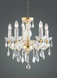 crystal chandelier maria theresa 30001055gc