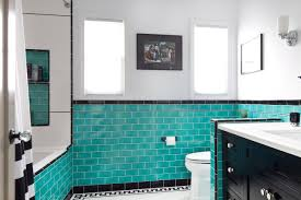 Teal Bathroom Ideas Ways To Color Into Your Design Freshome ...