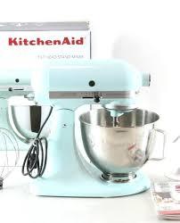 ice blue kitchenaid mixer. Ice Blue Kitchenaid Mixer Quart Tilt Head Stand Color