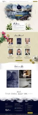 Memorial Website Design Online Memorial Website Design Freelancer