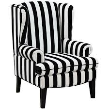 brilliant black white armchair with best 20 striped chair ideas on black and white chair