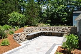 Retaining Wall Seating Luxury 17 Patio Wall Design On Patio Designs Among Retaining Walls