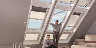 roto windows. roller blinds / canvas for roof windows roto frank fenêtres roto