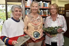 Longboat Library hosts L'Art Festival - Ann Marie Krepela, Priscilla Burke  and Sandi Herr | Your Observer