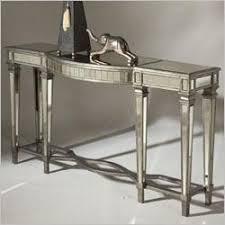 mirror console table. Mirror Console Table