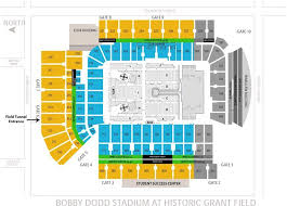 Info The Rolling Stones Bobby Dodd Stadium 6 9 15