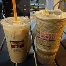 photo of dunkin donuts whittier ca united states pumpkin latte and