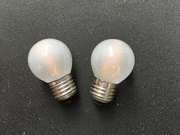 2 Led Lampjes Voor Ogen Rijkswachter Xl Of Large