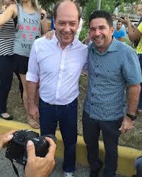 Resultado de imagem para prefeito ivo gomes e paulo vasconcelos