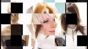 Frisuren Frauen Farben Und Haarschnitte Youtube