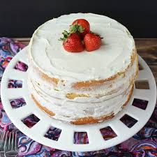 How To Make A Vanilla Cake From Scratch Homemade Vanilla Cake