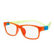 Prospek Blue Light Blocking Glasses Prospek Blue Light Blocking Glasses Kids Computer Glasses Action Orange