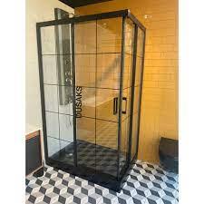 Siyah çizgili duşakabin H 190 cm EN İYİ ÜRÜN ÖDÜLÜ Fiyatları ve Özellikleri