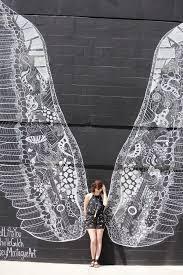 wings greta hollar nashville murals