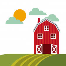 farm barn clip art. Farm Barn Design Premium Vector Clip Art O